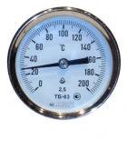 Термометр биметаллический тб 63