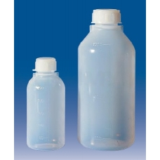 бутылка узкогорлая градуированная 2000 мл, п/эт, LAMAPLAST