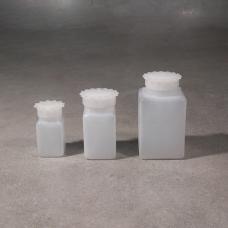 бутылка квадратная градуированная 1000 мл, ПЭНД, Aptaca