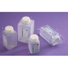 бутыль для взятия проб воды 500 мл, п/п, стерильные с градуировкой, без тиосульфата натрия