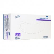 перчатки PEHA-SOFT nitril fino диагностические нитриловые без пудры н/ст S