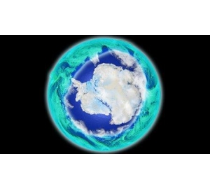 Российские геофизики объяснили озоновую дыру естественными причинами