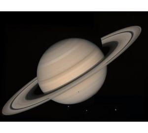 Кольца Сатурна оказались ровесниками динозавров