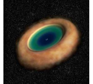Астрономы получили беспрецедентно четкое изображение ядра галактики