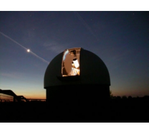 Наблюдения за звёздным небом в марте 2018 года