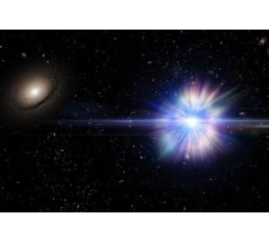 Самая быстрая сверхновая ускорила собственный взрыв