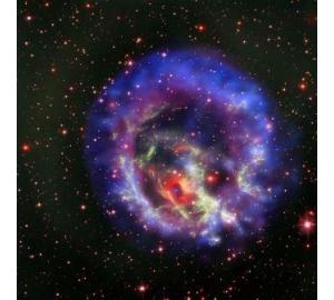 Далекая нейтронная звезда поможет разгадать тайну сверхновой