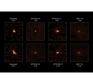 Изотопное датирование в астрономии