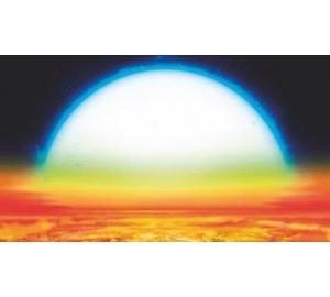 Астрономы открыли необычную экзопланету с «железными» облаками