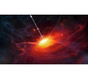 Астрономы выяснили, почему некоторые черные дыры «танцуют»