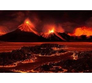Земля была стерилизована в конце Пермского периода
